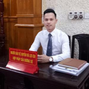 Trợ lý Luật sư TRẦN VĂN HUY
