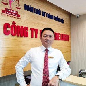 Luật sư Lê Huy Quang