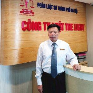 Luật sư Tạ Đức Thành