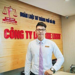 Trợ lý luật sư Dương Quang Dũng
