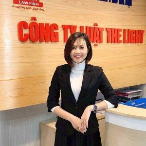 Trợ lý luật sư Lê Thị Quyên