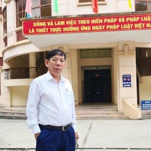 Trợ lý luật sư Nguyễn Chiến Thắng
