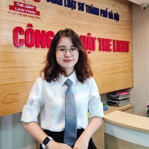 Trợ lý luật sư Nguyễn Quỳnh Chi