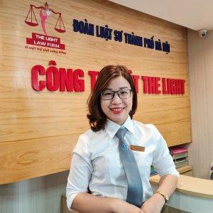 Trợ lý luật sư Nguyễn Thúy Quỳnh