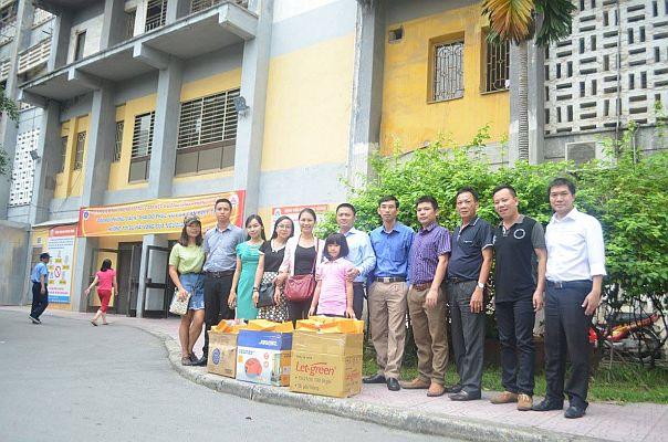 Chương trình từ thiện - Trung Thu cho em 1