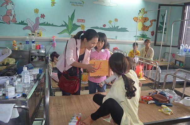 Chương trình từ thiện - Trung Thu cho em 5