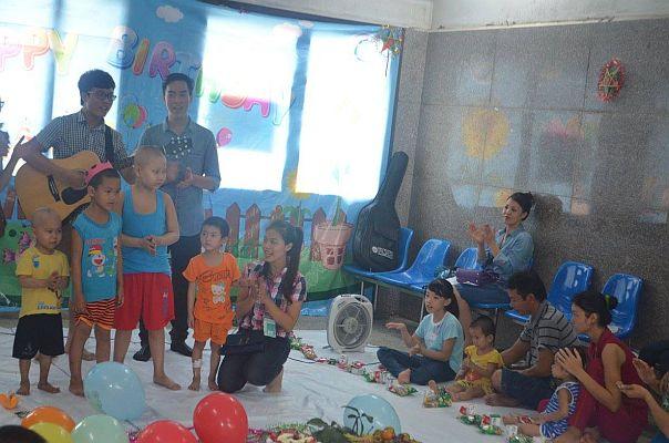Chương trình từ thiện - Trung Thu cho em 6