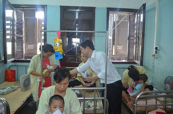 Chương trình từ thiện - Trung Thu cho em 7
