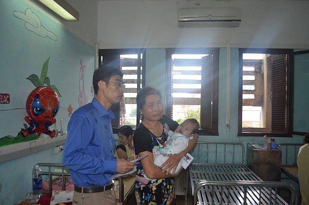 Chương trình từ thiện - Trung Thu cho em 9